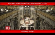 S. Messa di Papa Francesco per la Giornata del migrante Domenica 14 Gennaio REPLAY TV