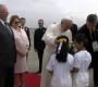 Papa Francesco è arrivato a Lima in Perù. La seconda difficile tappa del viaggio in America Latina