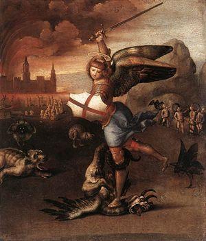 lotta contro il drago