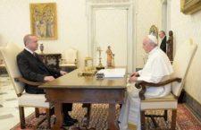 Papa Francesco riceve il presidente Erdogan: dialogo e diritti umani in Medio Oriente
