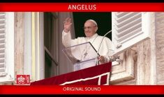 Angelus con Papa Francesco – Domenica 18 Febbraio 2018 – REPLAY TV