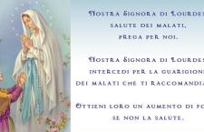 Preghiera per chiedere aiuto alla Madonna di Lourdes nel giorno di Santa Bernadetta