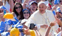 L'invito di Papa Francesco ai giovani di tutto il mondo: la GMG è per i coraggiosi!