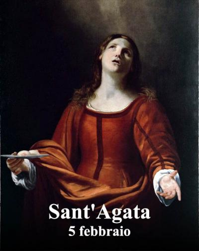 sant agata 5 febbraio supplica e preghiera potente