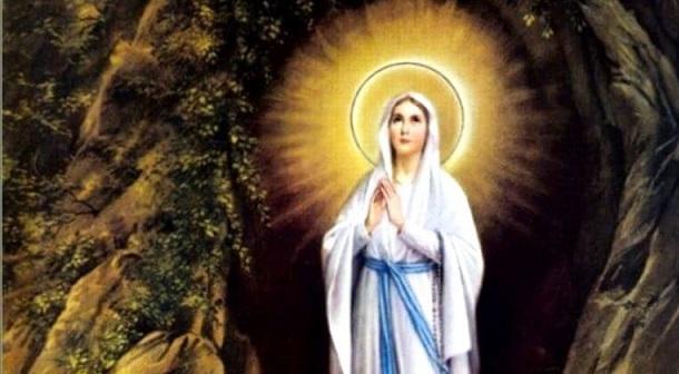 Ogni Giorno Una Lode a Maria, lunedì 1 marzo 2021. Dodicesima apparizione di Lourdes, Ave Maria!