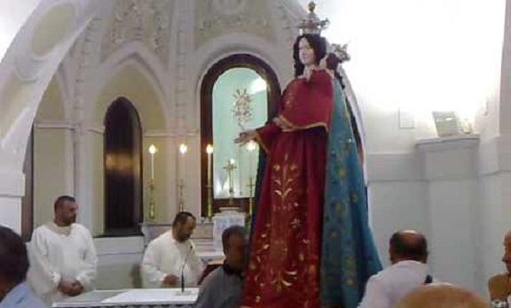 Ogni Giorno Una Lode a Maria, 7 aprile 2021. Santa Maria del Castello, prega per noi
