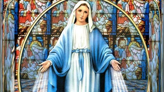 Ogni Giorno Una Lode a Maria, 8 aprile 2021. Maria, Maestra di integrità morale, prega per noi