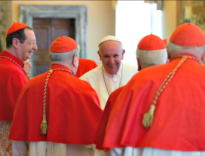 Kardinaal Danneels News: Ecco Chi Sono I Nuovi Cardinali Che Papa Francesco Creerà