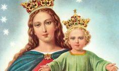 24 Maggio 2018 – Beata Vergine Maria Ausiliatrice