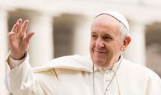 Papa Francesco: lo Spirito Santo dà forza per essere sale e luce
