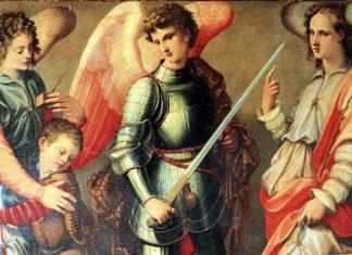 arcangeli.invocazione potente
