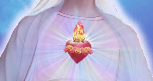 Continuiamo oggi a recitare insieme la Novena al Cuore Immacolato di Maria. Oggi è il 4° giorno di preghiera