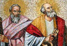 preghiera pietro e paolo 29 giugno 2019