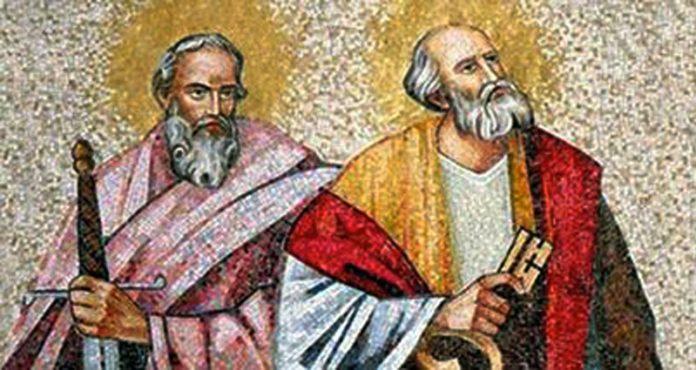 preghiera pietro e paolo 29 giugno 2020