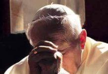 preghiera giovanni paolo II notte