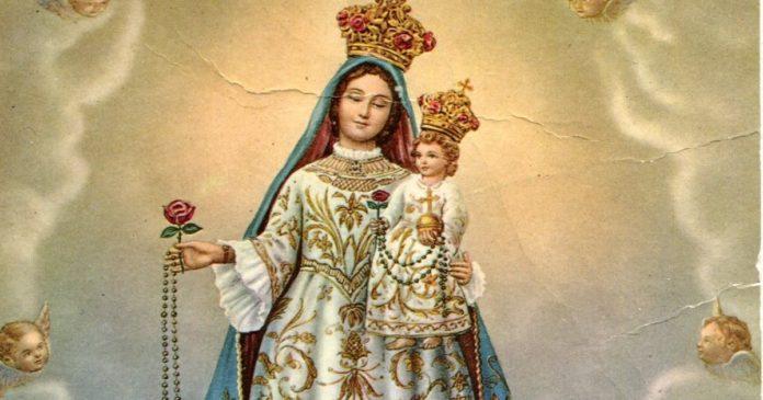 Ogni Giorno Una Lode a Maria, 23 luglio 2021. Santa Maria a Fontanellato, prega per noi