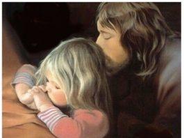 Gesù preghiera notte