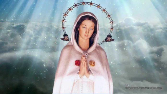 Iniziare la potente Novena a Maria Santissima Rosa Mistica per chiedere grazie. Oggi è il 1° giorno, 1 luglio 2021