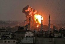 Disparan dos misiles desde la Franja de Gaza contra Tel Aviv