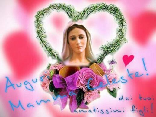 Medjugorje 5 Agosto E Il Compleanno Della Madonna Auguri Di Cuore
