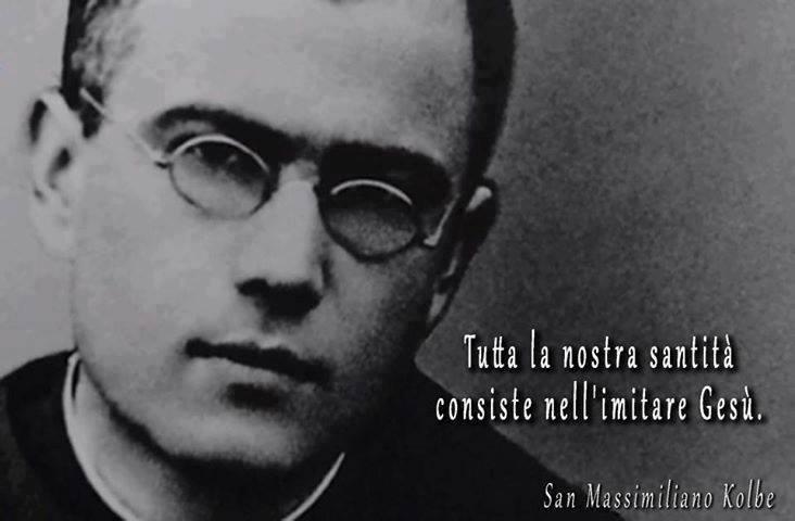 Preghiamo Insieme Il Triduo A San Massimiliano Maria Kolbe 2