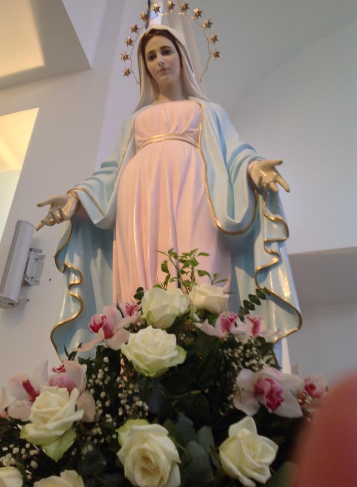 Nel Santuario di Tihaljina è custodita la statua più conosciuta della Madonna di Medjugorje