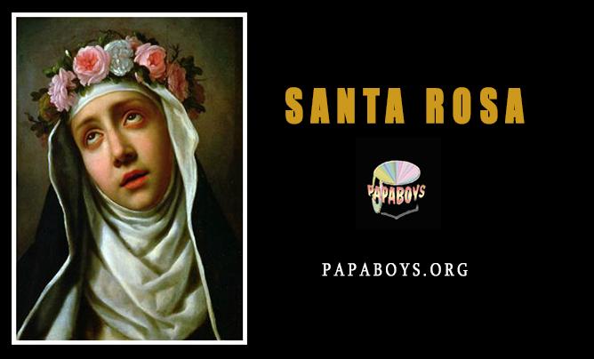 Il Santo Di Oggi 23 Agosto Santa Rosa Da Lima Mistica