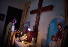 SYRIA-CONFLICT-CHRISTIANITY-ISLAM-ALEPPO