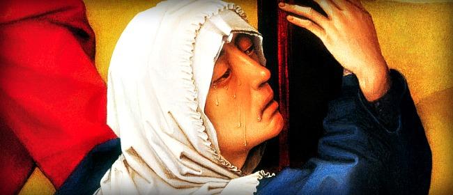 Vangelo maria addolorata