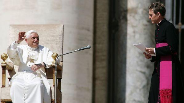 Monsignor Georg Gaenswein