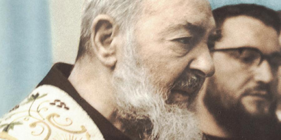 Il guerriero di Dio. Padre Pio