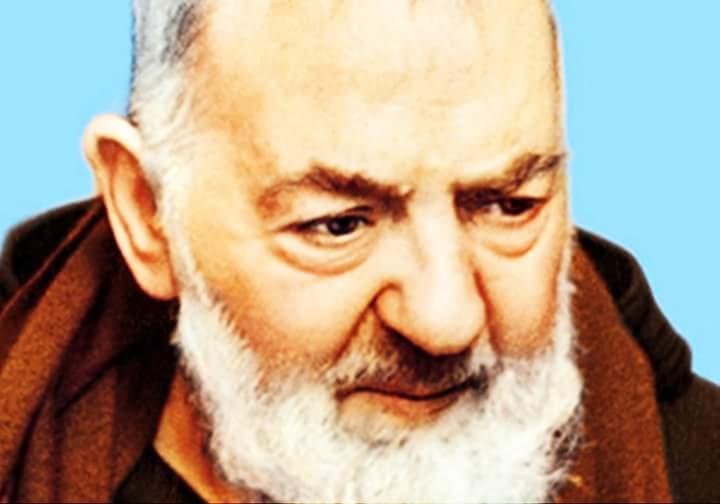Padre Pio pensieri e parole