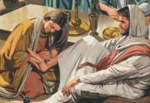 Vangelo (20 Settembre 2018): Sono perdonati i suoi molti peccati, perché ha molto amato.