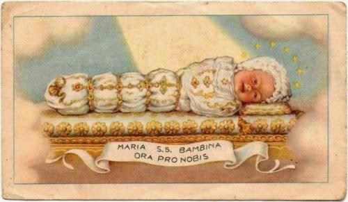 Maria Bambina Novena e Preghiera
