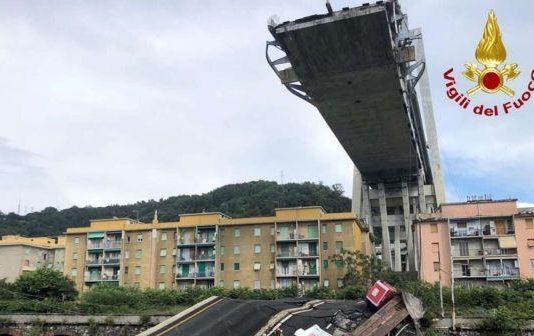 Genova, bimba traumatizzata dal crollo del ponte Morandi: ora non parla più