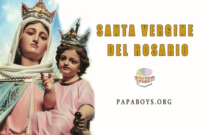 Santa Vergine del Rosario di San Nicolas