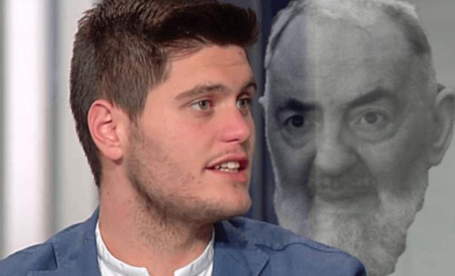 Matteo ColellA pADRE PIO