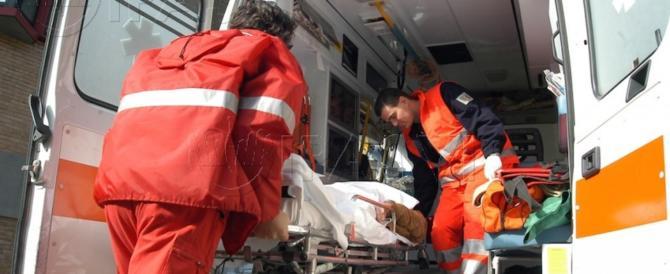 ambulanza bambino cagliari