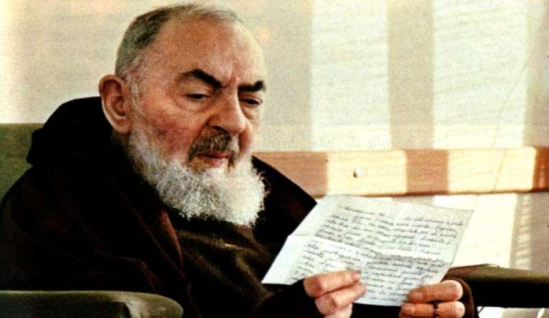 Le preziose e sante parole di Padre Pio,