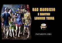 San Maurizio e martiri