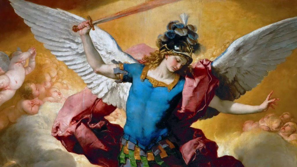 San Michele Arcangelo papaboys