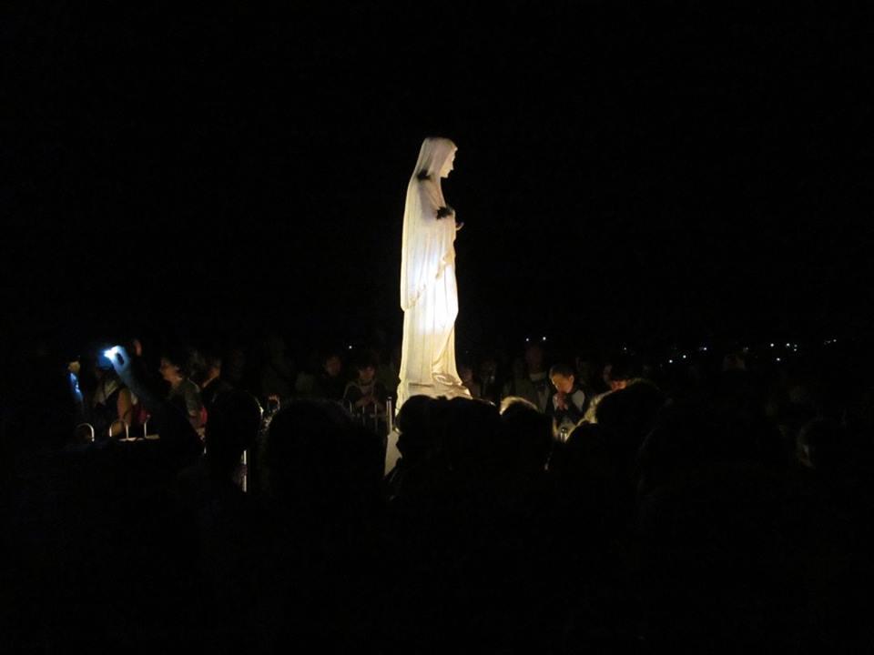 Medjugorje preghiera della notte