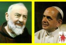 Padre Pio e Paolo VI
