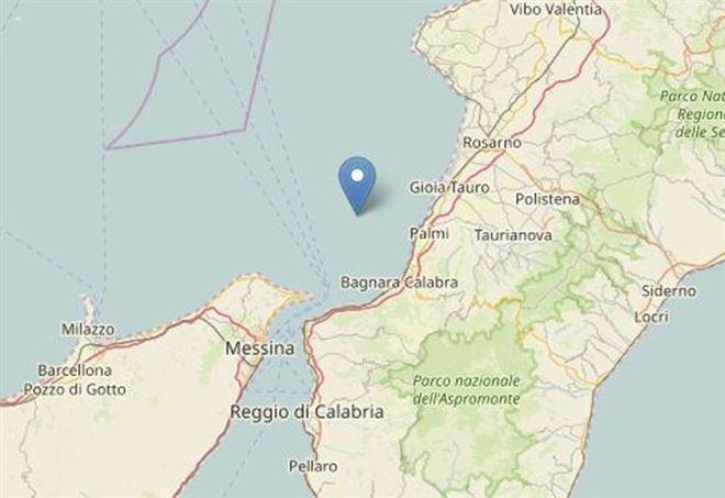 Sisma Calabria