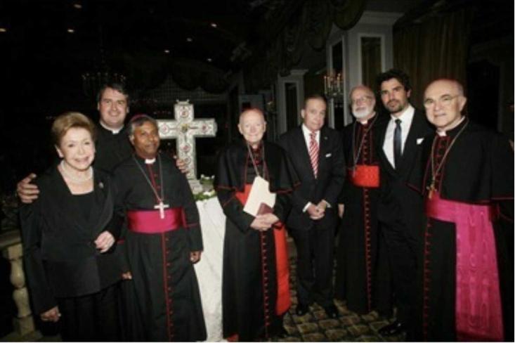 Il Cardinale dello scandalo