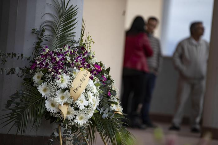 Desirée Mariottini funerali