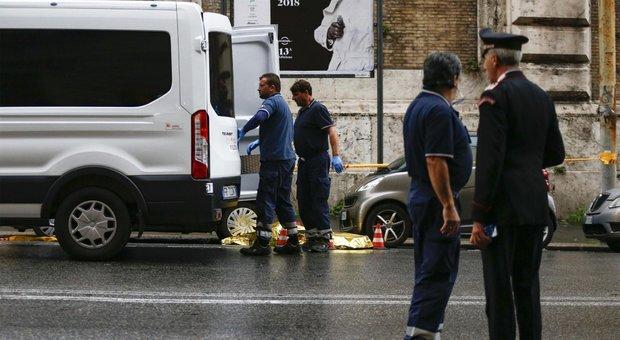 viceprefetto roma ucciso