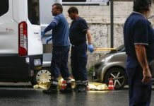 incidente ucciso vice prefetto roma