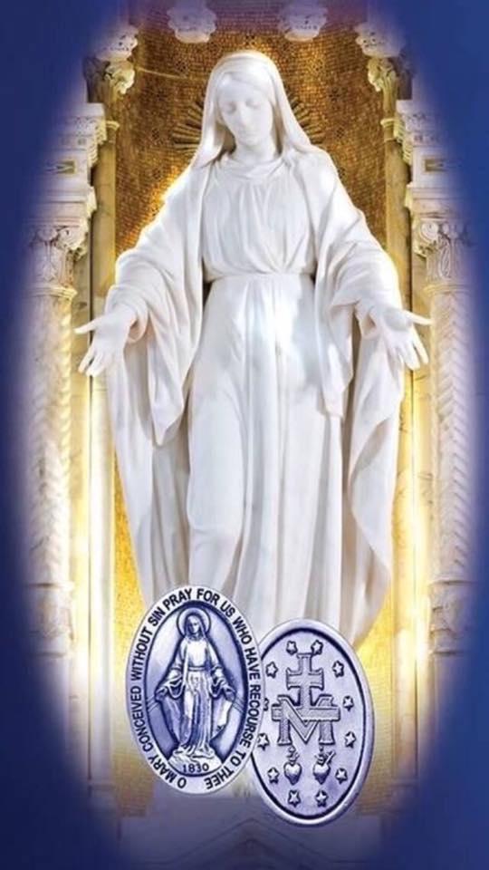 madonna medaglia miracolosa