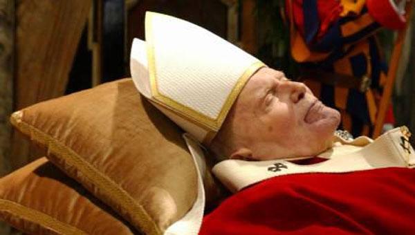 giovanni paolo II preghiera 22 ottobre 2019